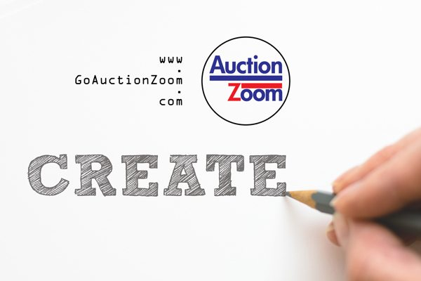 silent auction bidder registration card template free download auctionzoom ltd